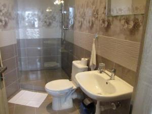 Jednolôžková izba WC